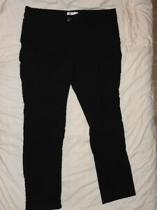 Black dress pants,Reitmans,Rickis brands.