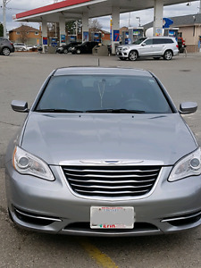 2014 Chrysler 200 under 30k..13200obo