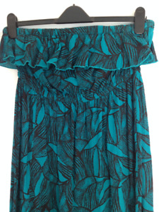 Strapless dress size 14 - great for maternity wear
