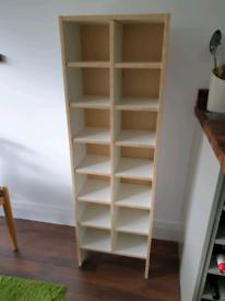 Display shelving/ CD storage unit
