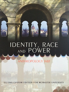 Identity Race and Power