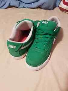 Nike 6.0 skateboarding shoes, size 10.5