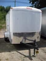 6X10 Mirage X-CEL enclosed trailer