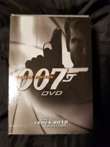 James Bond Collection Volume Three used DVD Box Set