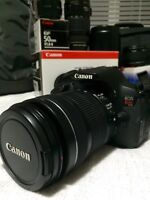 Canon T4i bundle and lots of extras