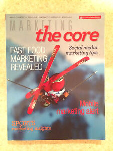 MARKETING: The Core. 4th Canadian Edition