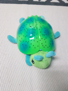 Cloud B turtle stars night light