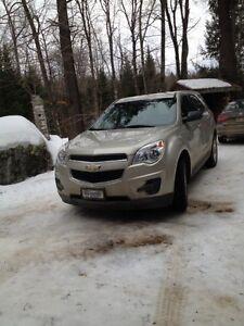 2013 Chevrolet Equinox LS SUV, Crossover