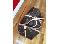 Louis Vuitton Gym/holdall Bag