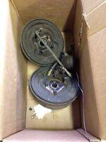 1964 ford falcon 6 cyl front brakes