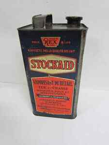 Canne Antique REX STOCKAID  1930 a 1940