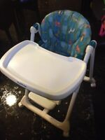 Peg High Chair