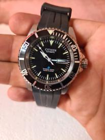 Citizen 200M Diver's