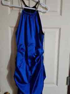 Le Chateau dress - blue