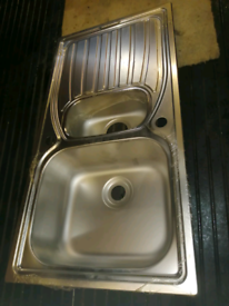 Brand New-Stainless Steel Sink