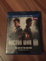 Brand new Doctor Who blu Ray 3D - $15 FIRM