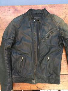 Manteau cuir Rudsak homme