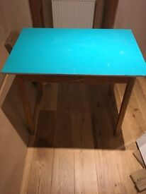 Mid-century small dining table
