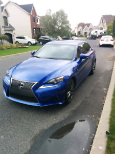 Lexus is250 F Sport 3