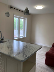 3 yrs new one bedroom apartment--$1650