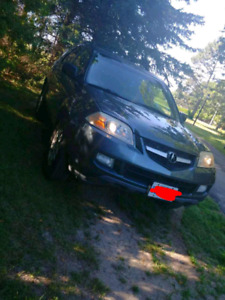 06 Acura MDX For Sale!