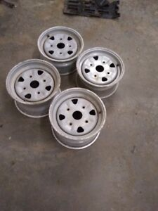 Can-Am Rims