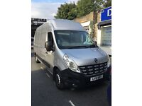 Renault master LH35 lwb extra high roof