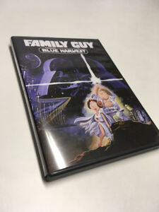 Family Guy Star Wars DVD