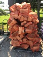 Bagged Firewood, sheep & cattle manure