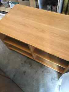 TV Stand with shelves Cambridge Kitchener Area image 2