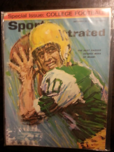 Sports illustrated collectable issues