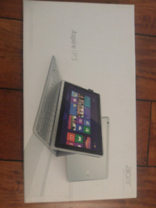 Acer P3 untrabook ( Brand new never been used)