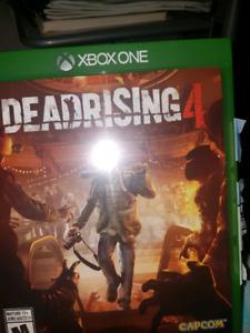 Dead rising 4 pour xbox one !^^
