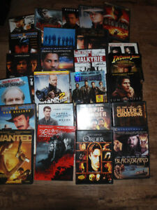 """DVD""""S / all new and new cond / 200 plus"""