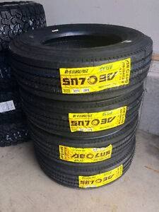 Disount RV Tires 225/70R19.5 245/70R19.5 255/70R22.5 and more