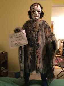 Winter Ghost Phantom Kids Costume