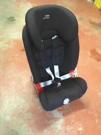 Britax Romer 3 in 1 Car seat Group 1-3 Isofix