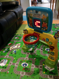 Toddlers vtech smart sports center