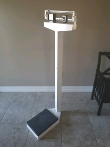 Detecto weigh beam Physician Scale