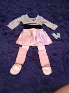 American girl ballet outfit