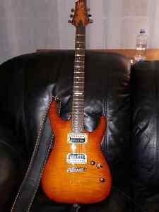 Guitare ESP LTD H-101FM