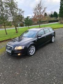 Audi A6 2.7tdi Le mans Sline 2008
