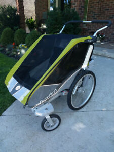 Chariot Cougar 2, Double Jogging Stroller