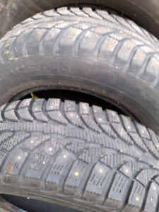 Studded Winter Tires 215/65/16