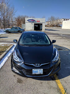2015 Hyundai Elantra GL Sedan - Manual 20,000 kms