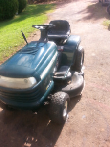 For sale Craftsman ride-on mowers