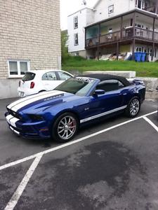 Mustang convertible gt 2014