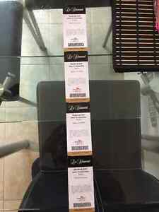 Golf tickets for Le Diamant golf course