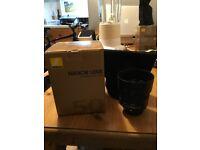 Nikon Nikkor AF-S 50mm f/1.8G lens