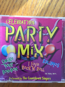 CD Party mix